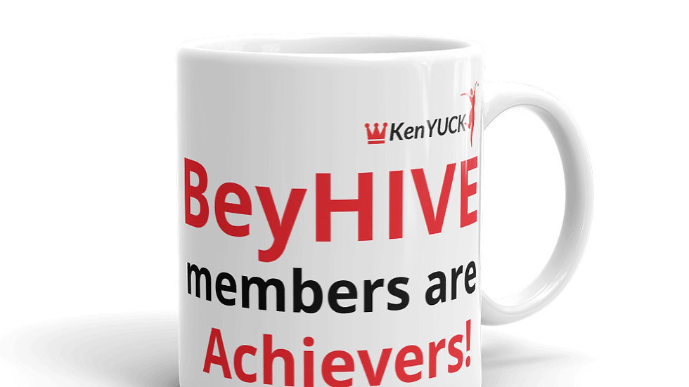 Mug - KenYUCK Beyhive members are Achievers