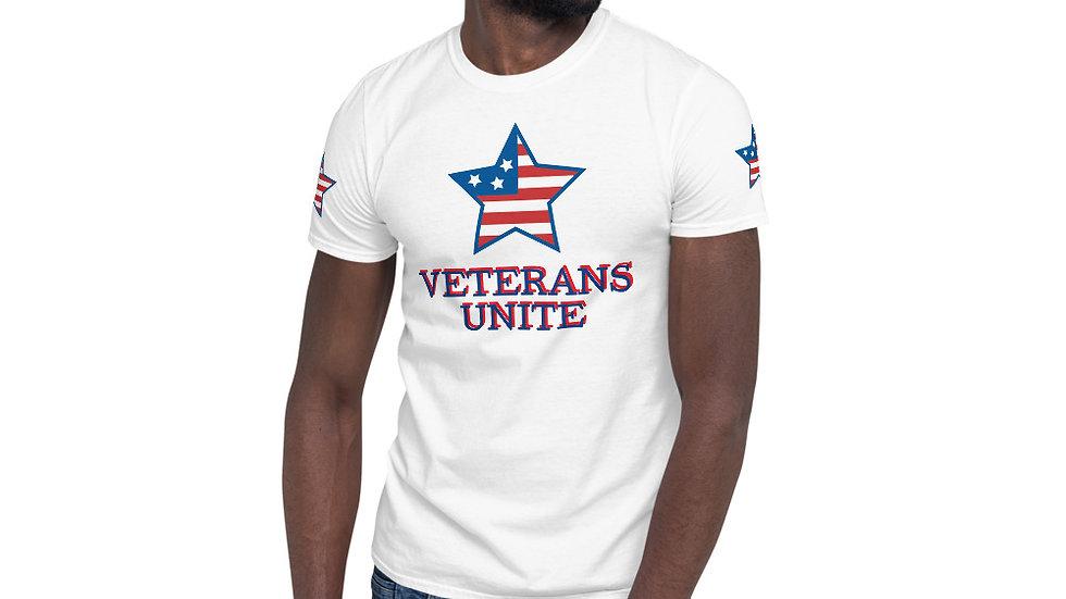 Short-Sleeve Unisex T-Shirt - KenYUCK  Veterans Unite Vote 2020