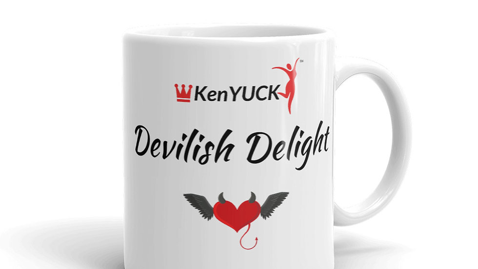 Mug KenYUCK Devilish Delight