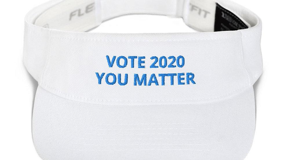 Visor KenYUCK Vote 2020 You Matter