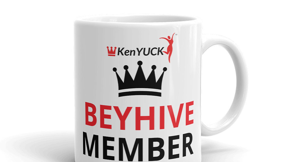 Mug - KenYUCK Beyhive Member with Crown
