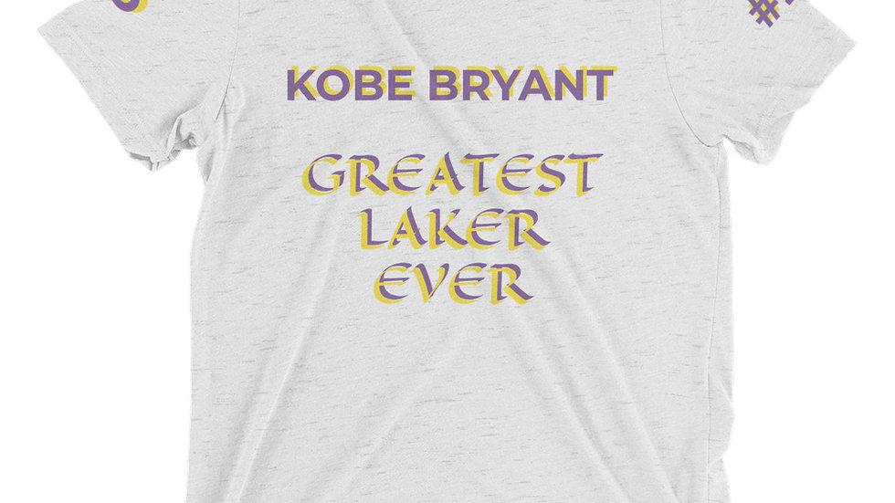 Short sleeve t-shirt - KOBE BRYANT Greatest Laker Ever