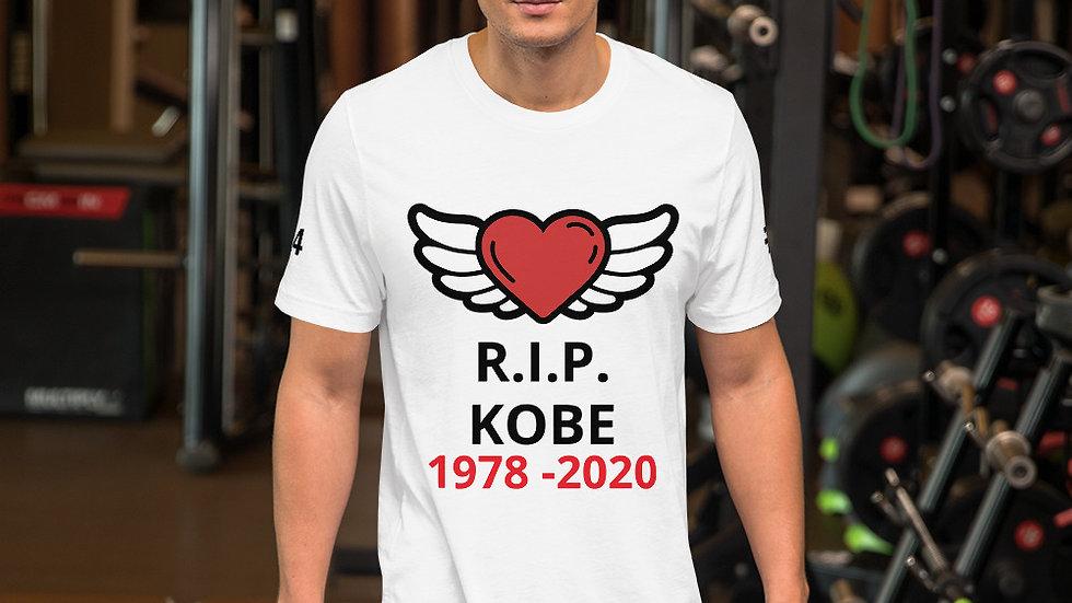 Short-Sleeve Unisex T-Shirt - RIP KOBE 1978-2020