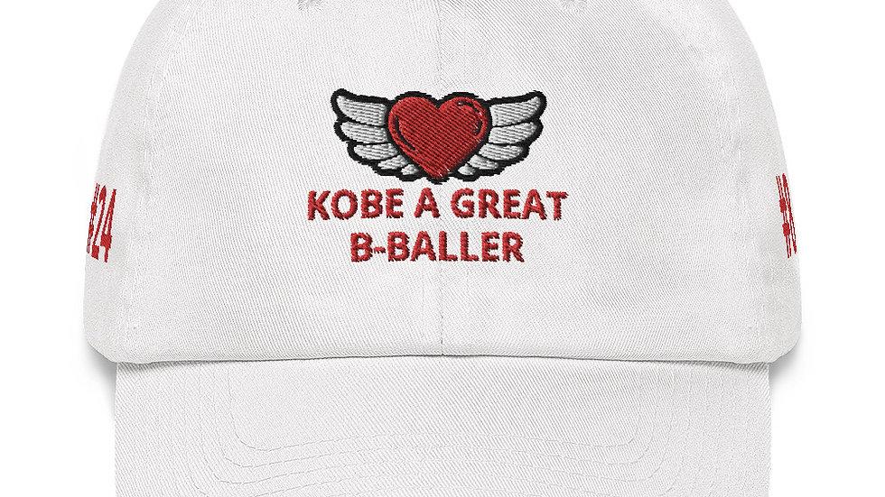 Dad hat -KOBE A Great B-Baller RIP Kobe #24 #8