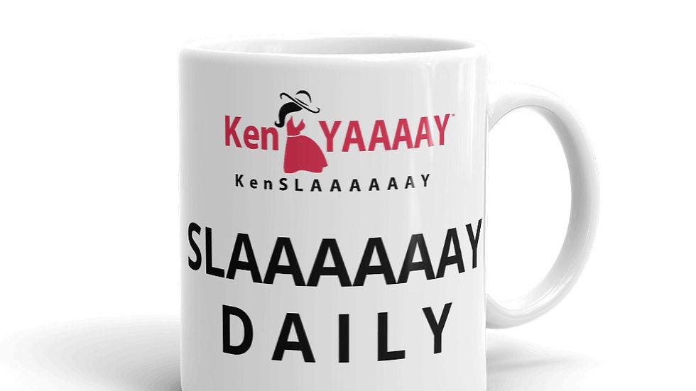 Mug - KenYaaay/KenSlaaaay  Slaaaaay Daily