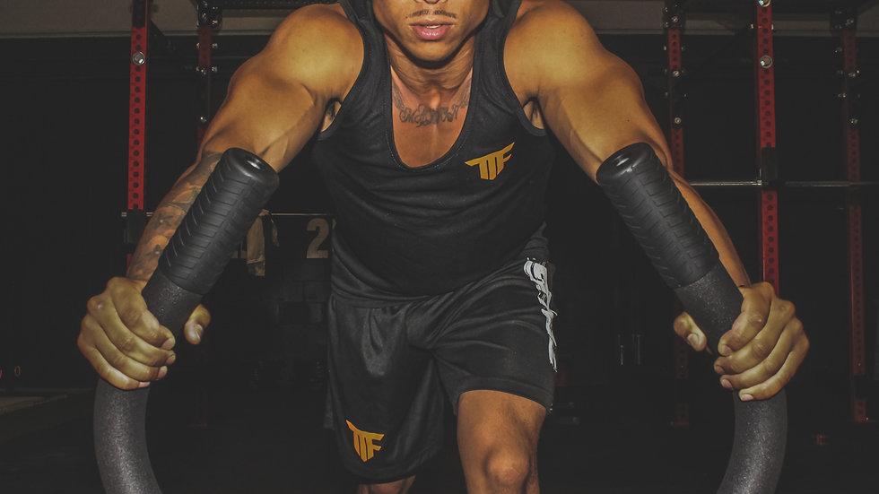 T.O.U.G.H Dri-Fit Tank Top (Black)
