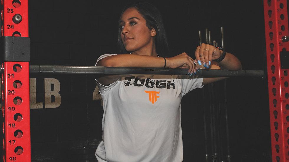 T.O.U.G.H Dri-Fit T-Shirt (White)