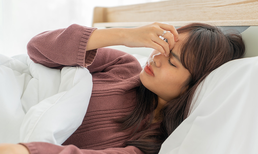 Stay at home and get rest, quarantine to prevent spread of COVID-19