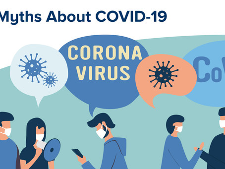 5 Myths That People Surprisingly About COVID-19