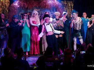 "London Burlesque Festival ""The Drag Strip"""