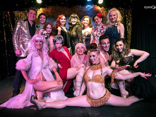 "London Burlesque Festival ""The VIP Closing Gala""."