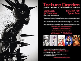 Torture Garden Edinburgh