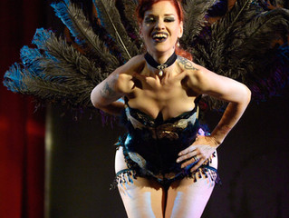Baz Regal Photographer for the London Burlesque Festival