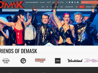 The New Demask Website.