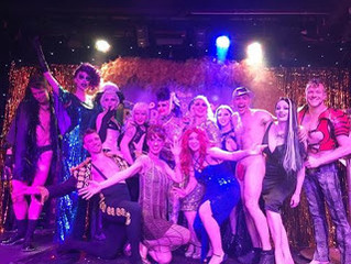 "London Burlesque Festival ""Twisted Cabaret"""
