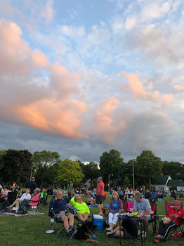 Concerts on the Green 2018