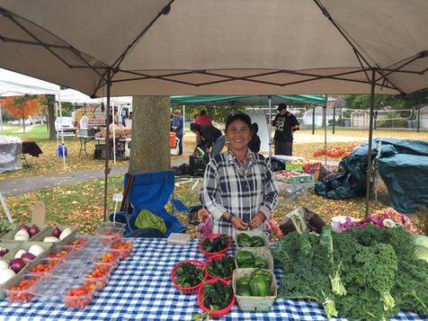 Farmers Market Vendor - Vegetables