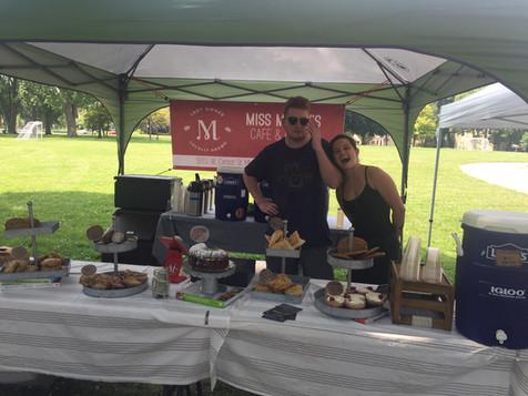 Farmers Market Vendor - Miss Molly's