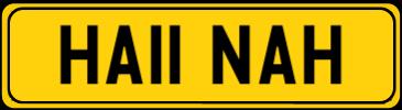 HA11 NAH