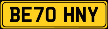BE70 HNY