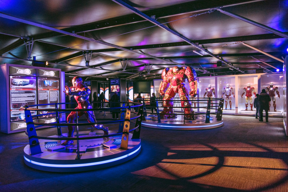 A Marvel(lous) Review of Avengers S.T.A.T.I.O.N. London