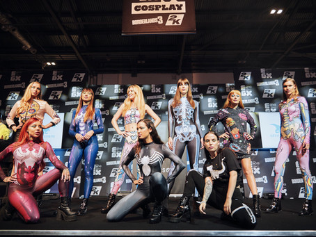 The First UK Geek Fashion Show