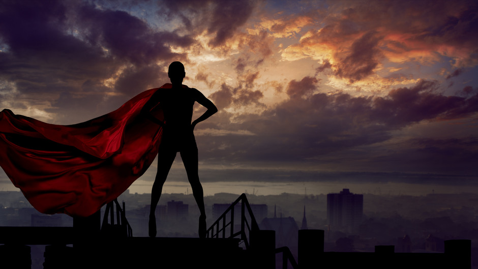 Why Women Are The Superheroes Of My Life