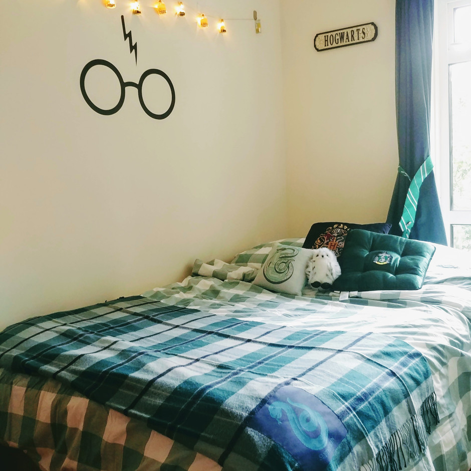 Harry Potter Bedroom Haul