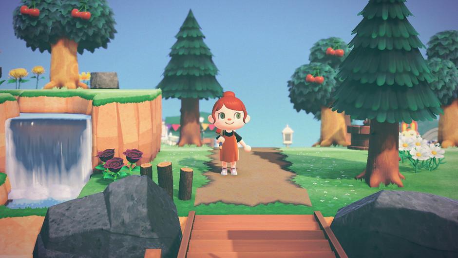 Animal Crossing Island Aesthetic Ideas