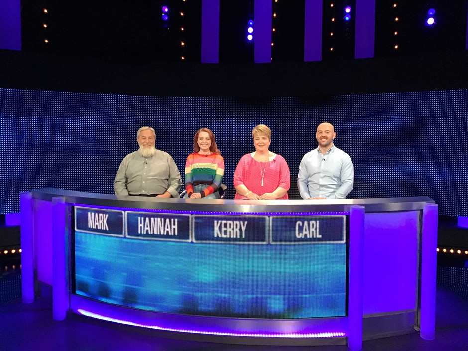 My Experience on ITV's 'The Chase'