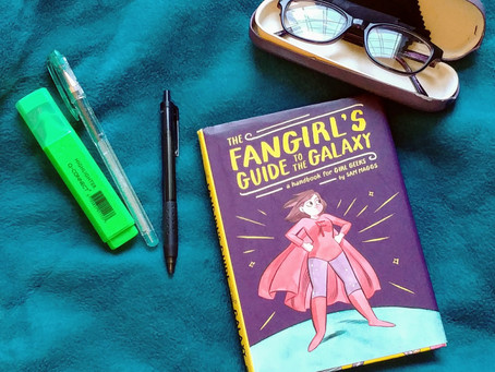 'The Fangirl's Guide to the Galaxy' Review