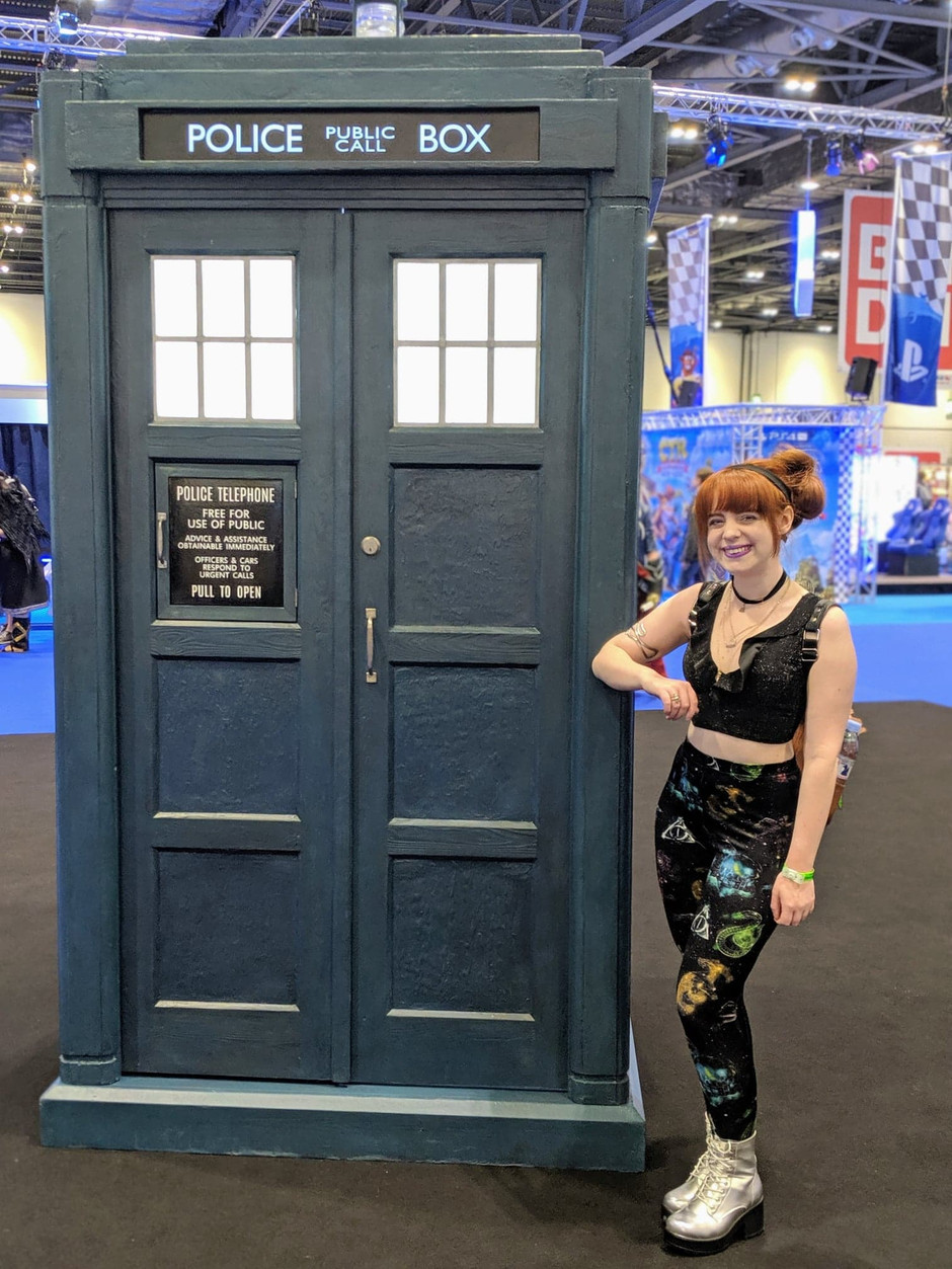 Geeking Out at MCM London Comic Con