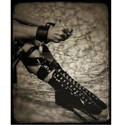 Ballet Boots & Wrist Shackles
