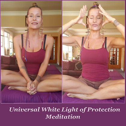 White Light of Protection Exercise DOWNLOADABLE