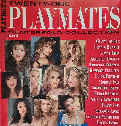 Playboy's Twenty-One Playmates