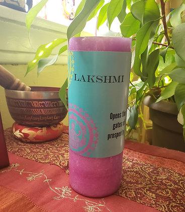 Lakshmi (large candle)