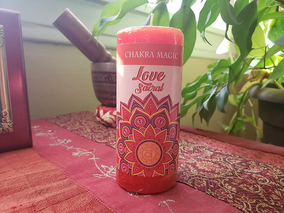Chakra Magicking: Svadhisthana