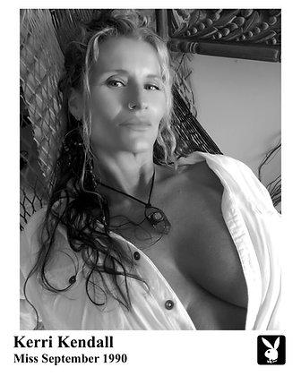 Playboy Promo Pic Hammock BW