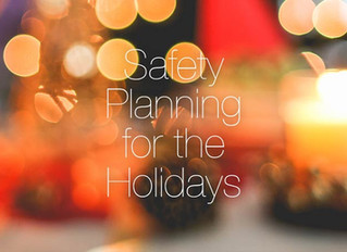 Safety Planning For The Holidays