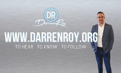 Rev'd Darren Roy