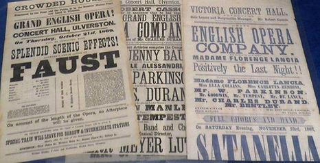 Opera at Victoria Ulverston