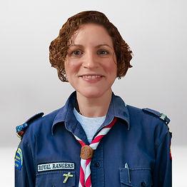 Scout Leader Karen