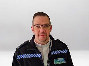 Darren Roy Police Chaplain