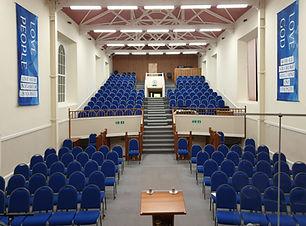 Emmanuel Christian Centre interior