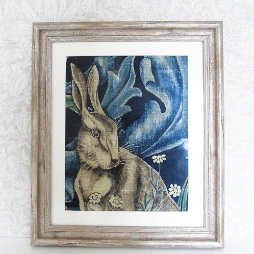 "William Morris Hare Frame 14"" x 12"""