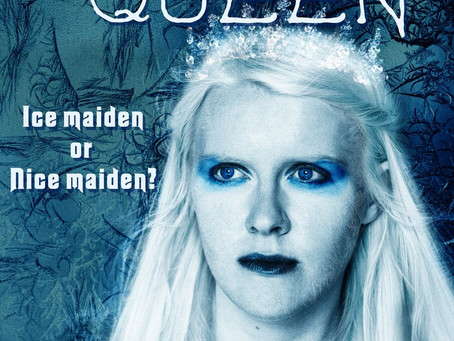 The Snow-ish Queen- supporting emerging spoken word artists