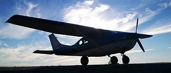 Cessna 206 out of Pitt Meadows airport in British Columbia