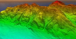 DEM 3D Yukon