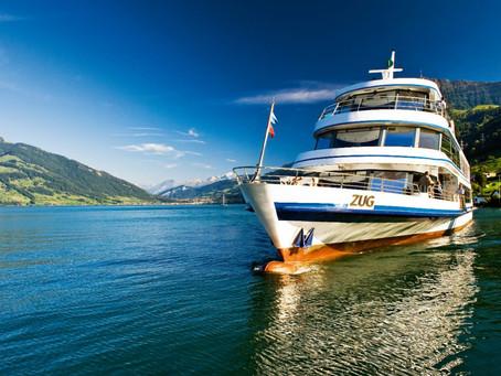 Gelbe Bojen, Fahrverbote, Wasserpflanzen und Anlegeplätze für Kursschiffe