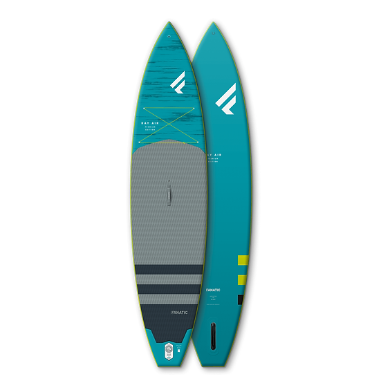 "Fanatic SUP Ray Air Premium 2020 Aufblasbar 13'6""x35"" Big Boy"